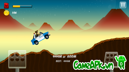 Hill Racing: mountain climb v3.35 hack full cho Android