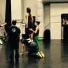 Company Chameleon posted a photo:	Anthony working with Norrdans