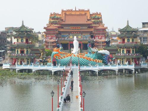 Ta-Kaohsiung-Lotus Pond-Printempa et Automne (7)