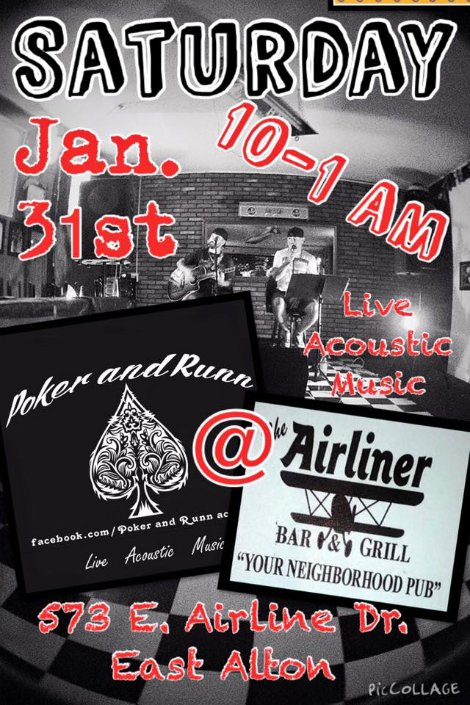 Poker and Runn Acoustic 1-31-15