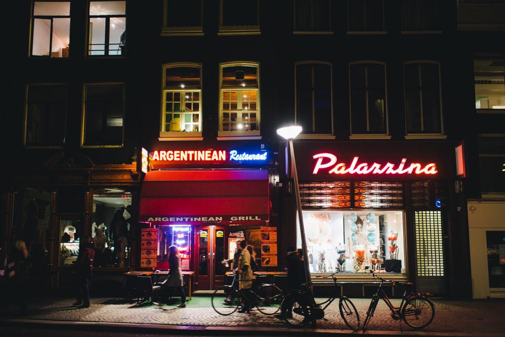 Untitled  轆轆遊遊。阿姆斯特丹篇 // 夜踩運河與酒吧街 16369540561 99188ff161 o