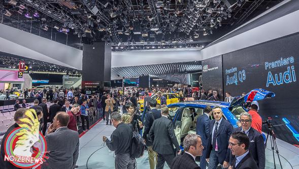 Detroit Auto Show 2015 NAIAS