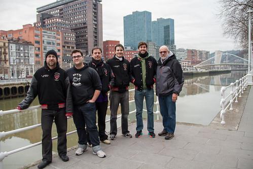 Murcia Cobras:a Santurtzi y Bilbao