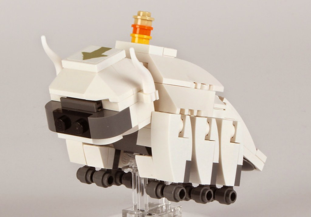 appa7 | Mini flying bison from Avatar: The Last Airbender