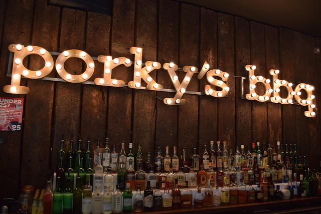 Porky's BBQ, Bankside