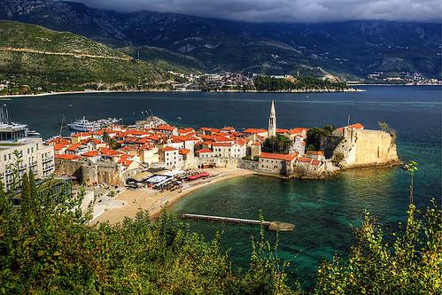 autumn mediterranean adriatic montenegro adria budva crnagora црнагора будва