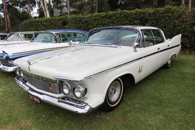 1961 Imperial Crown 4 door Hardtop
