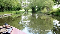Oxford Canal above Lower Heyford