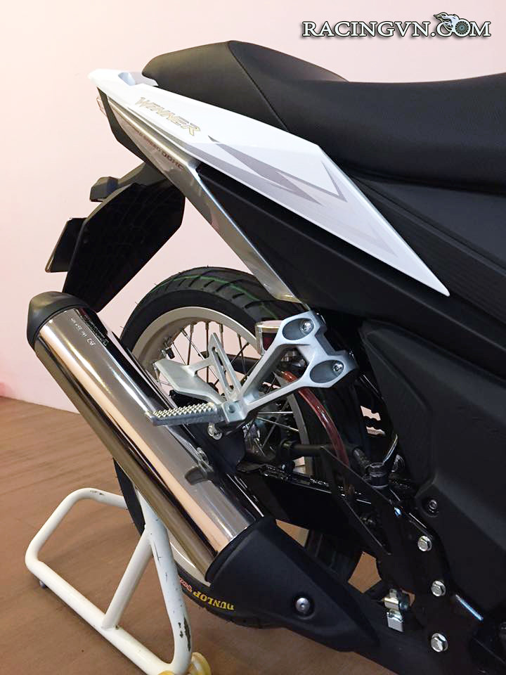 Honda Winner 150 độ bánh căm đầu tiên tại Việt Nam 6