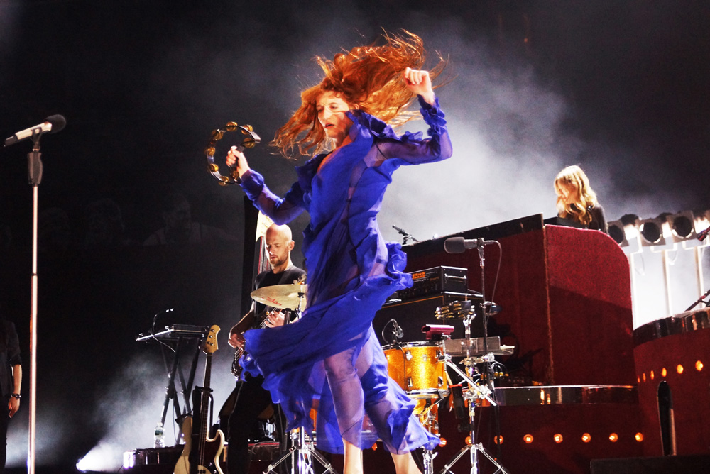 florence and machine barclays