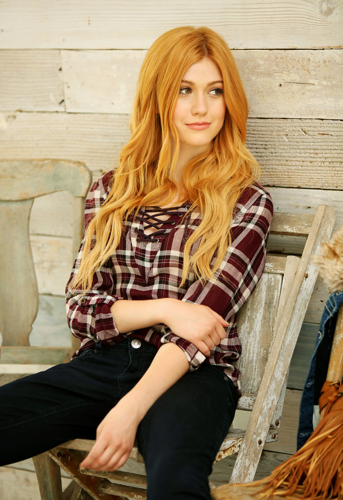 Кэтрин МакНамара — Фотосессия для «Wallflower Jeans» 2016 – 3