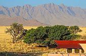 Komfort-Trekking Namibia. Sossusvlei Lodge.