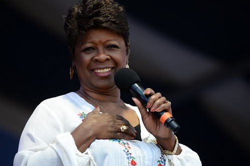 Irma Thomas, New Orleans Jazz and Heritage Festival, Sunday, May 5, 2013