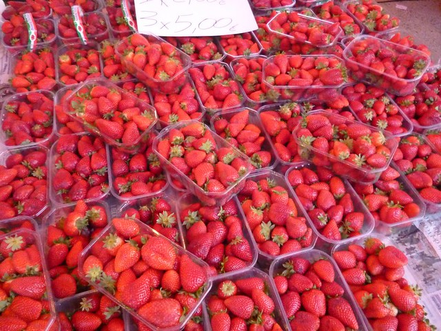 Strawberries of Italy