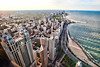 Lake Michigan and Chicago