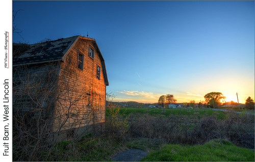sunset barn nikon gimp hdr luminance grimsby westlincoln beamsville nikkor1224mm qtpfsgui d7100
