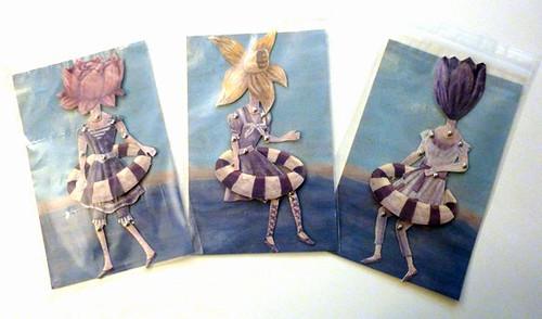 daffodil-paper-puppet