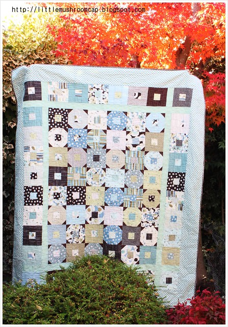 Happy go lucky Quilt 3