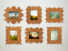 Frames: Wood Set