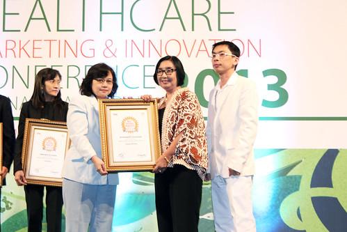 Indonesia Health Care Marketing & Innovation Conference 2013 – RS Elisabeth Semarang .
