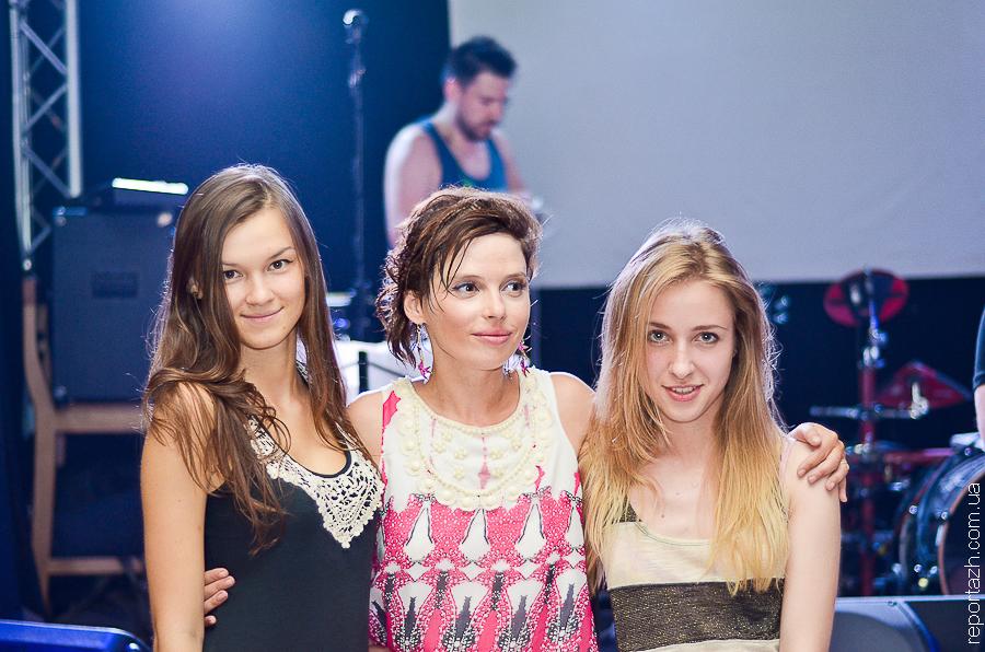 Гурт Qarpa в Бочці на Подолі 1 червня 2013 року