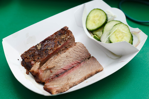 brisket from Hill Country
