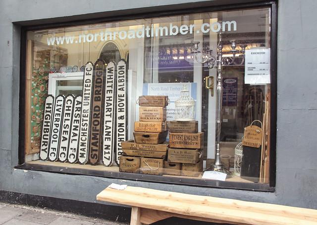 Brighton - shop