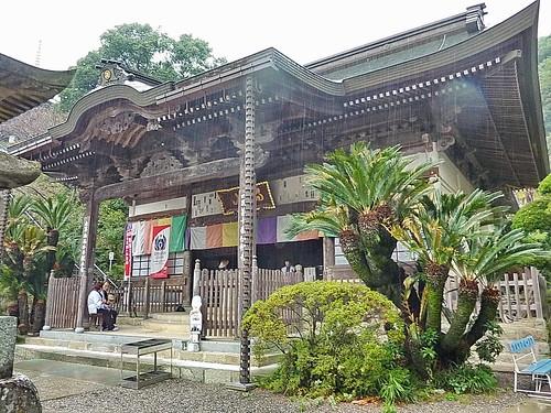 【写真】四国八十八ヶ所 : 第10番札所・切幡寺