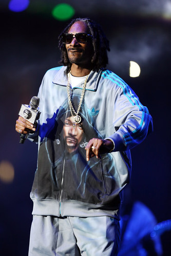 Snoop Dogg Performs With Future & Ace Hood in L.A.