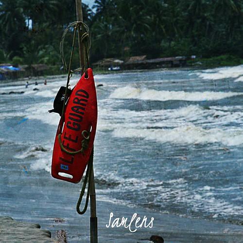On duty - Anyer Beach, Banten, Indonesia #traveling #beach  #anyer #indonesia #guard #instatravel  #instagram  #instaphotoesia  #webstapick #wave by be.samyono