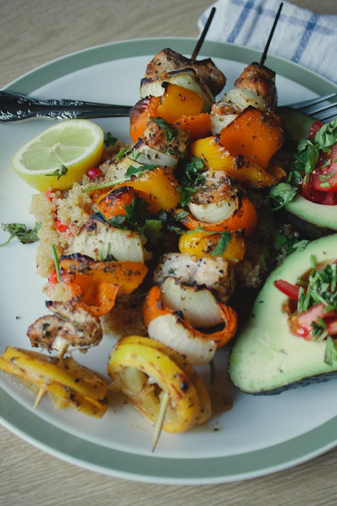 salmon kebabs, salmon kebabs recipe, kebabs recipe, salmon recipe