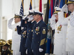 MCPOCG Leavitt attends D7 Change of Command - 1