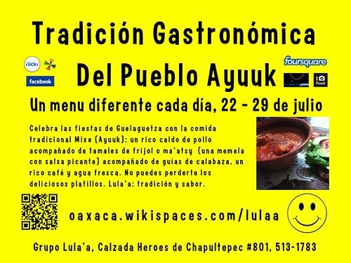 Tradición Gastronómica