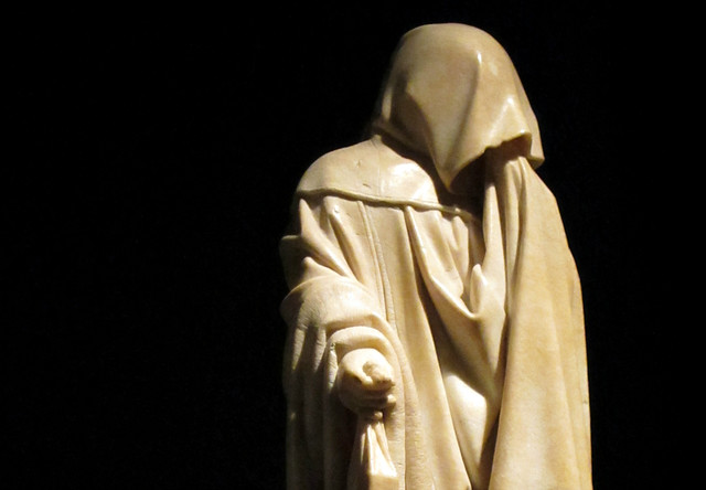 Alabaster Mourners of John the Fearless