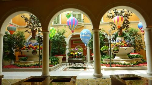 Entrance Near Conservatory width=