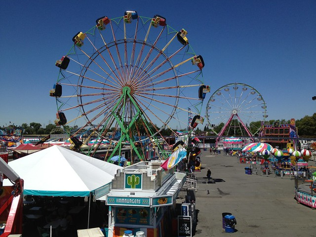 California State Fair by CC user raybouk on Flickr