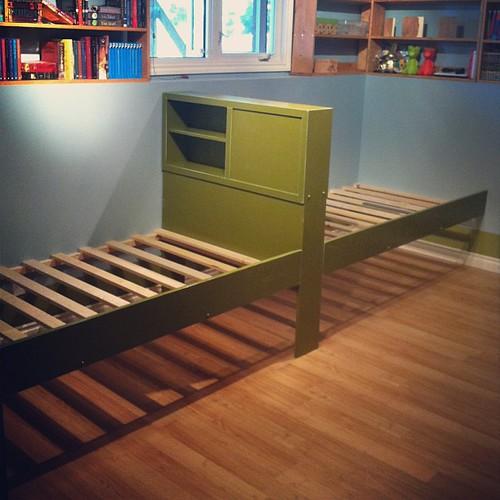 The built in boys beds #diy #gettingitdone