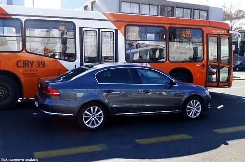 VW Passat - Santiago, Chile