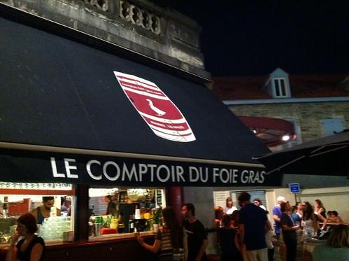 Le Comptoir de Foie Gras