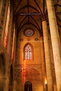 Eglise des Jacobins Toulouse, France, [IMG_4171]