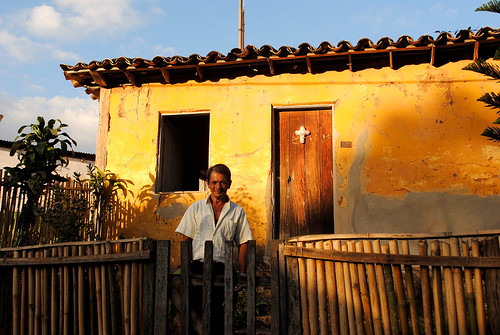 sunset brazil minas prados