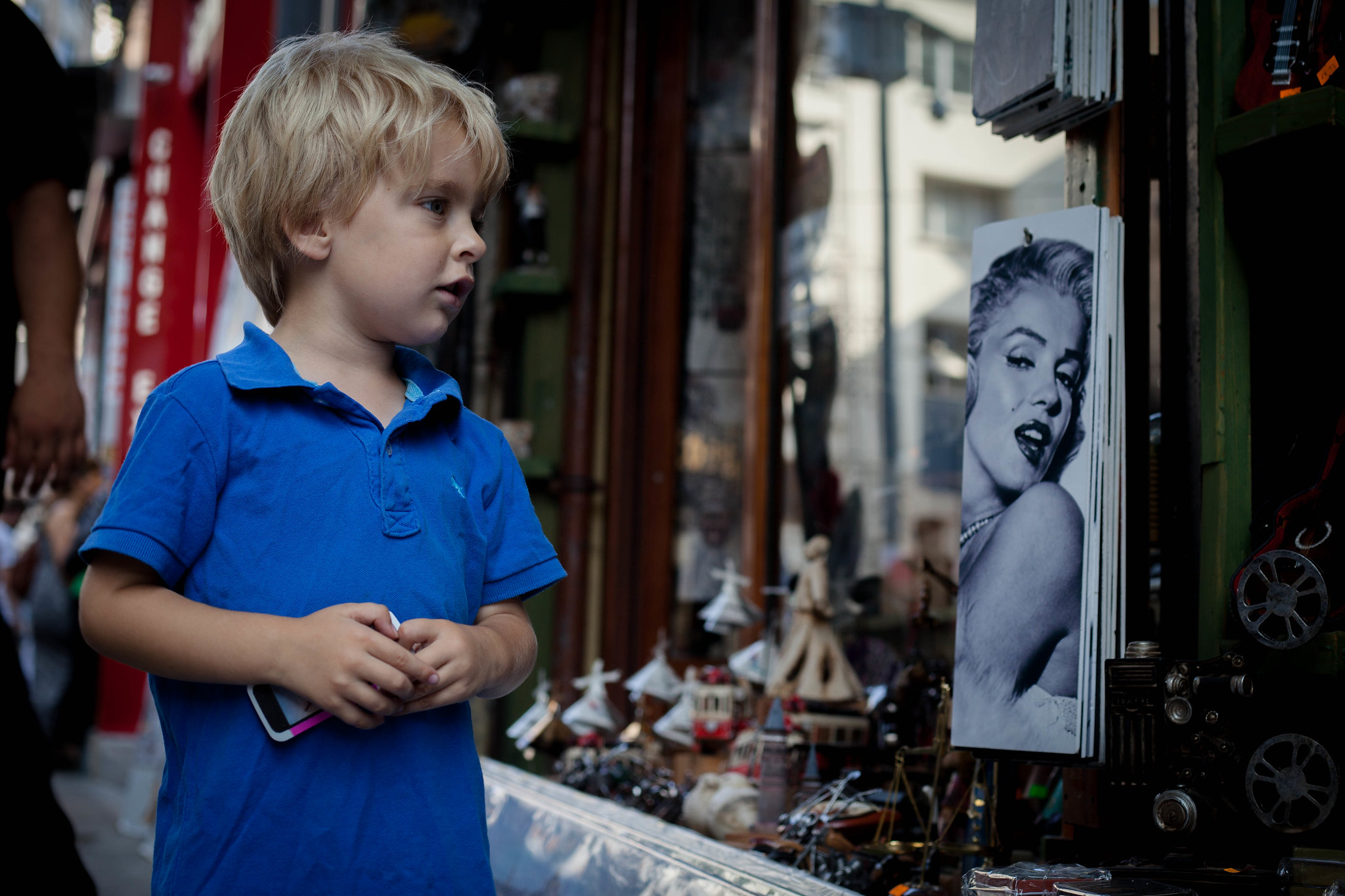 Anton and Marilyn.