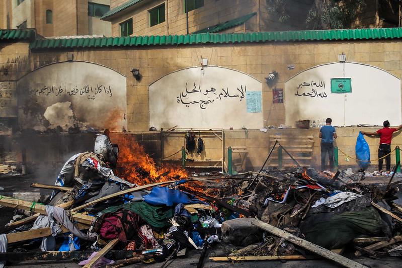 (15)EGIPTO-CAIRO-SEGURIDAD-CONFLICTO