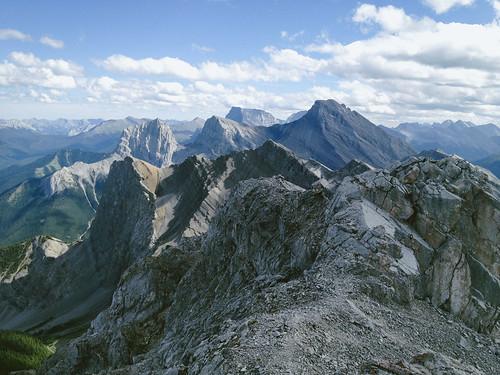 Scrambles - Mt. Lawrence Grassi-11