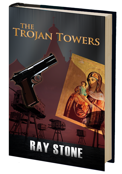 The Trojan Towers book cover