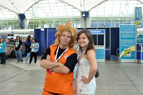 SDCC 2013 : Goku