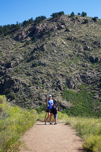 Horsetooth Falls Trail