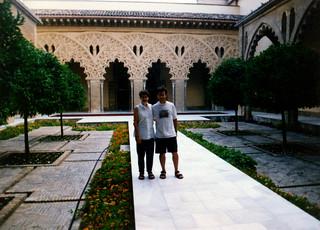 Arabic building in Zaragoza?