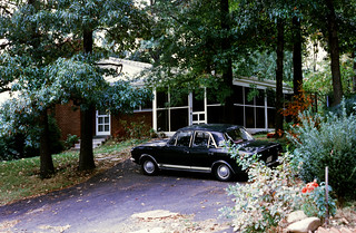1808 Johnson St. with Ford Cortina