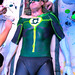 Bodypainting Green Lantern